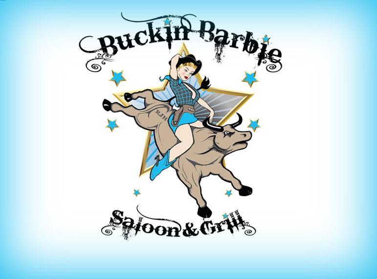 Buckin Barbie Saloon & Grill