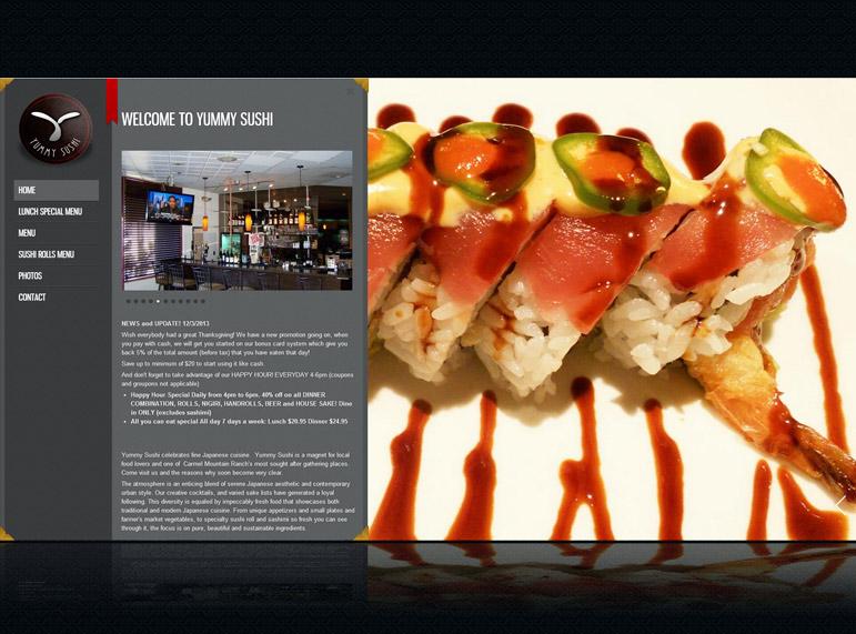 Yummy Sushi SD