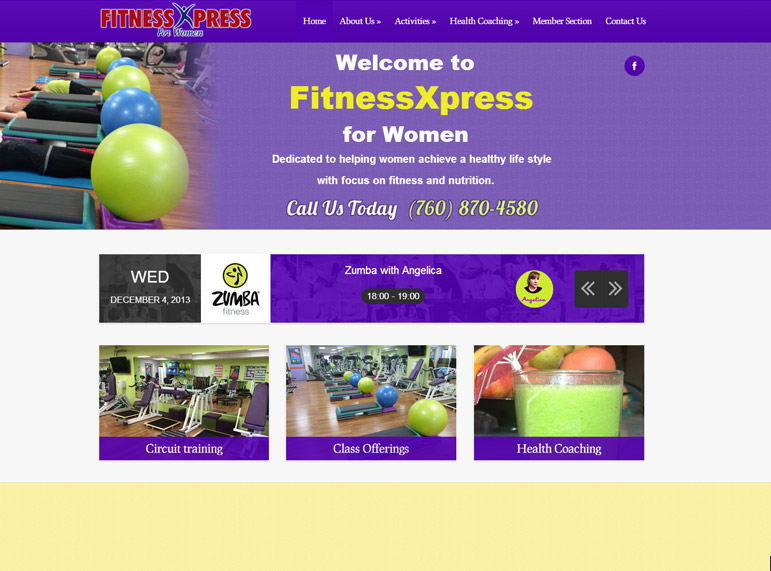 Fitnessxpress For Women