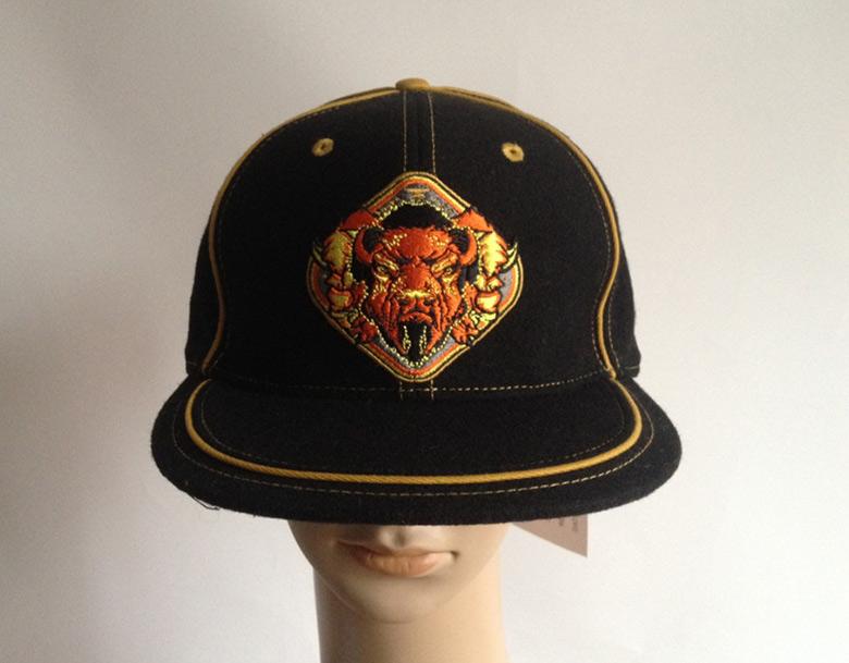 Black Buffalo Cap