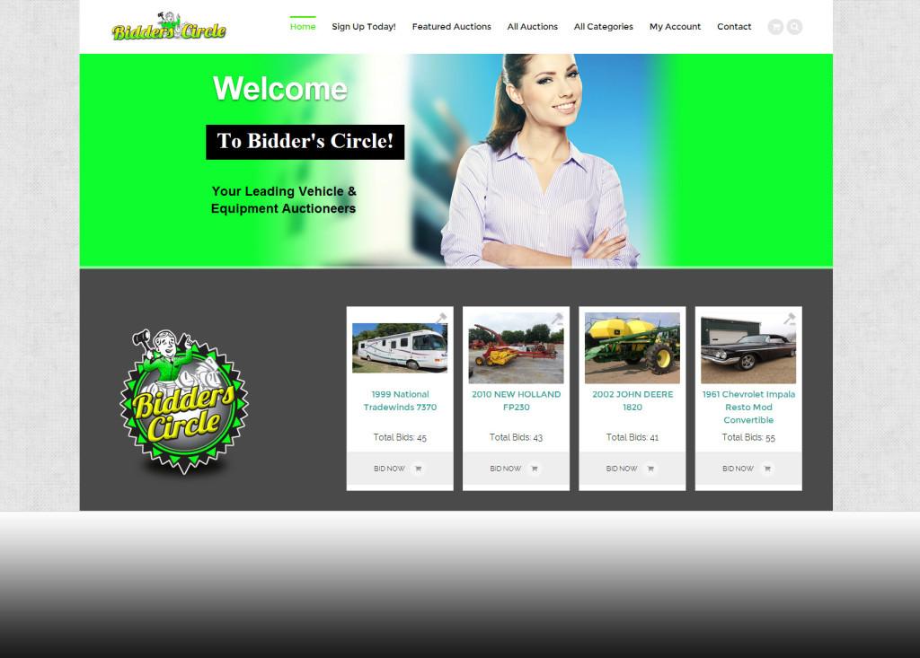 Bidders Circle.net