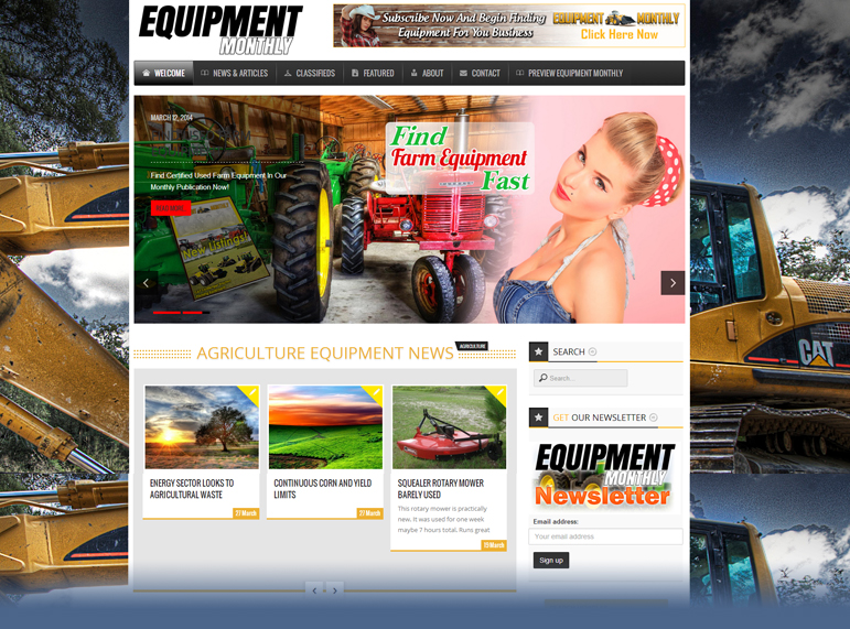 Equipment Monthly.com