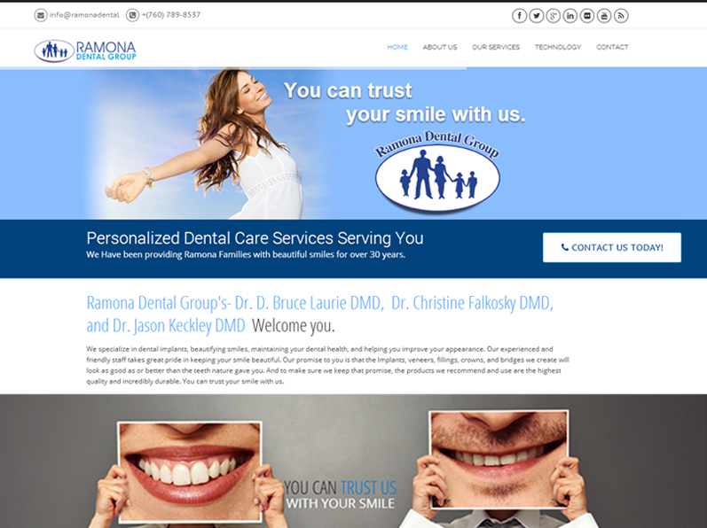 Ramona Dental Group